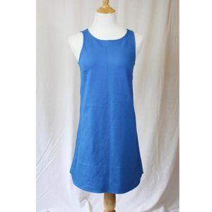 🖤Ann Taylor Petite Small Blue Knit Mini Dress🖤